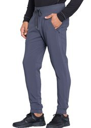 Męskie spodnie medyczne typu Jogger