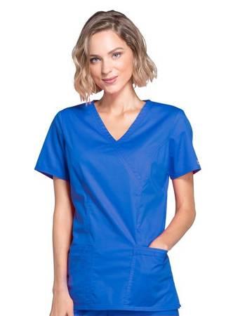 Bluza medyczna Cherokee 4728 Szafirowa