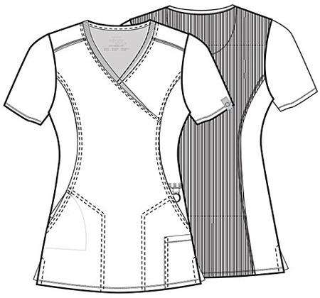 Bluza medyczna damska Cherokee Infinity