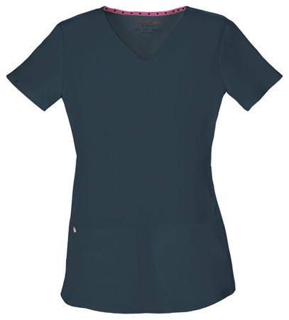 Bluza medyczna damska grafitowa Heartsoul 20710