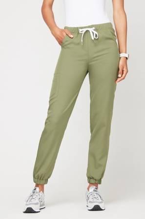Spodnie medyczne joggery EMILY